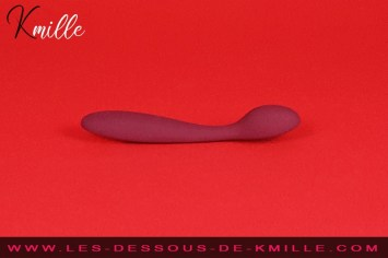 Test d'un stimulateur clitoridien doux et délicat, de la marque Svakom.