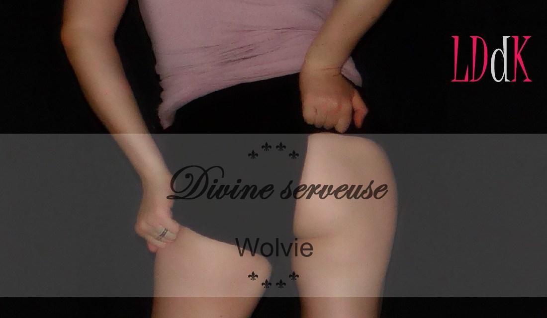 Wolvie : Divine serveuse (partie 1)