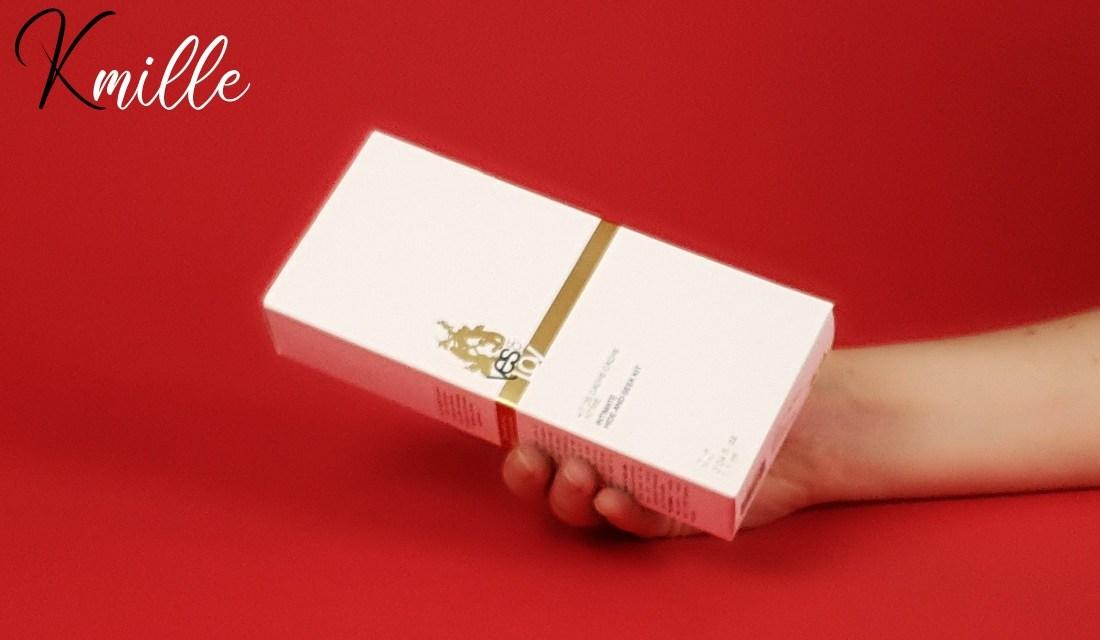 Le kit de cache-cache Intime, de la marque YESforLOV