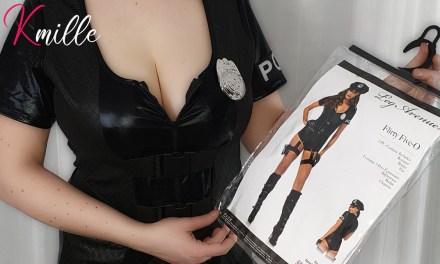 Mon avis sur le costume Flirty Five-0 Cop Policière sexy de Leg Avenue