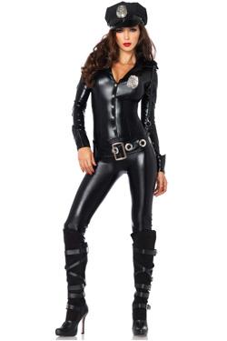 Costume Policière Leg Avenue 83912