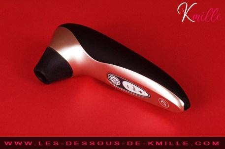 Les tests de Kmille. Le Womanizer Pro 40 Lovehoney