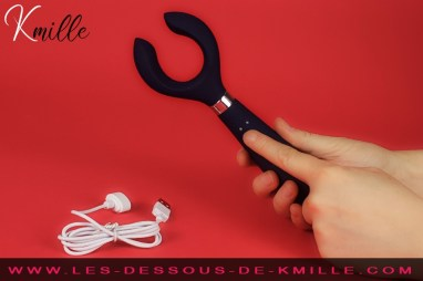 Kmille teste le sextoy pour couple Satisfyer Partner Multifun 3