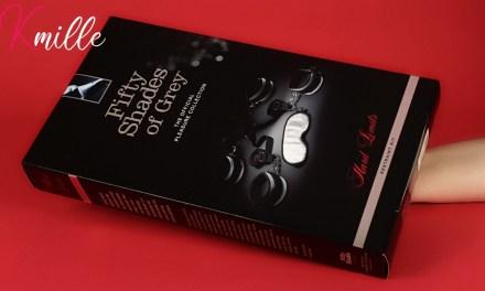 Le kit BDSM Hard Limits de Fifty Shades of Grey
