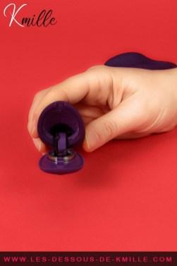 Kmille teste le stimulateur pour couple télécommandé et connecté We-Vibe Chorus.