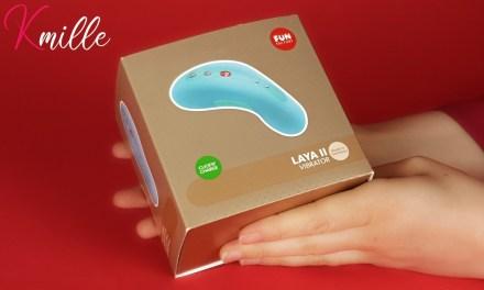 Le stimulateur Laya II de fun factory, une version 2 à la version 2…