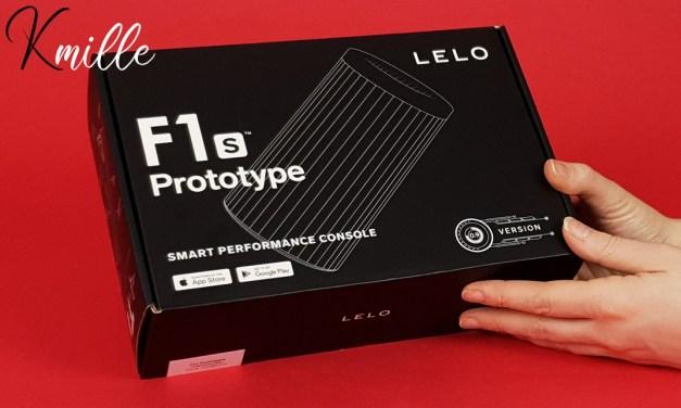 Le masturbateur Lelo F1s Prototype, pour des parties orgasmiques !