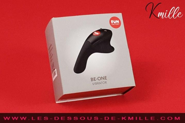 Test du doigt vibrant rechargeable, de la marque Fun Factory.