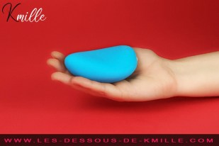 Kmille teste le stimulateur connecté Wish, de la marque We-Vibe.