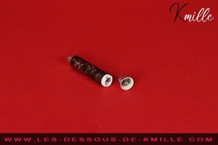Test d'un mini vibromasseur de 90 mm édition Dr Rocco's Pleasure, de Rocks-Off.