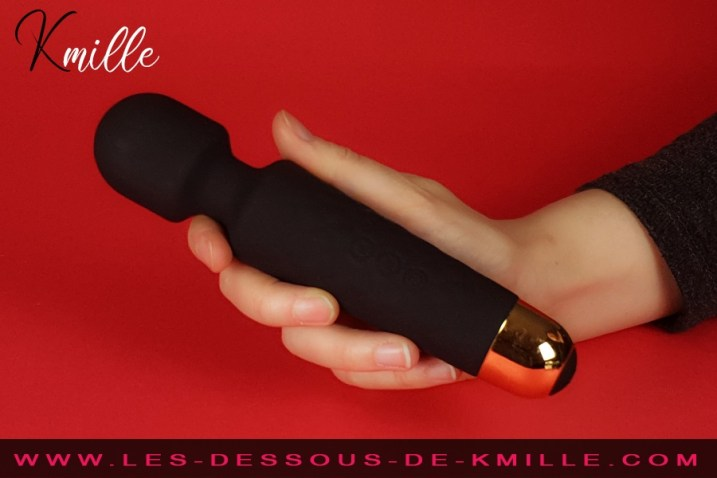 Kmille teste le vibromasseur externe Wanderful, de la marque Dorcel.