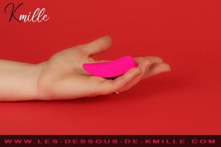Kmille teste le stimulateur connecté Lovense Ferri.