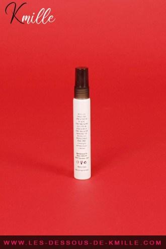 Kmille teste le spray oral Mouthwatering Spray, de Bijoux Indiscrets.