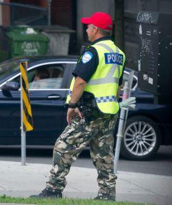 Policier Montréal