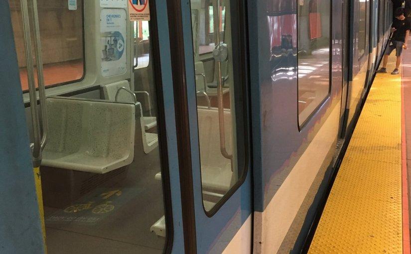 Le métro tire sa révérence