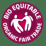 Label Bio équitable Oragnic Fair Trade