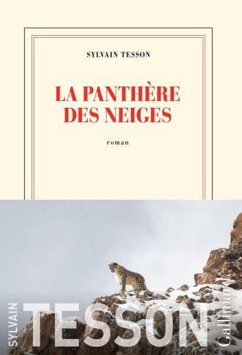 couverture du livre la panthère des neiges