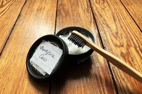 Dentifrice fait maison et naturel