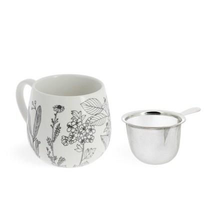 Infuseur large à thé