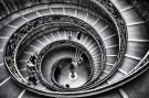 Géométrie dans l'escalier