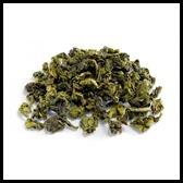 thé bleu vert