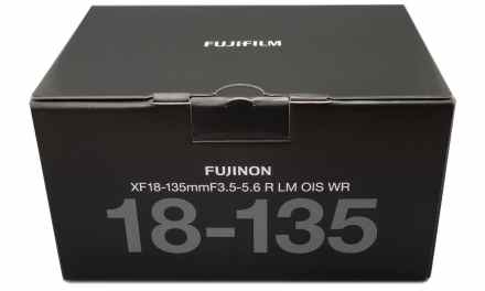 Fujinon XF 18-135mm F3.5-5.6 R LM OIS WR : Problème d'approvisionnement