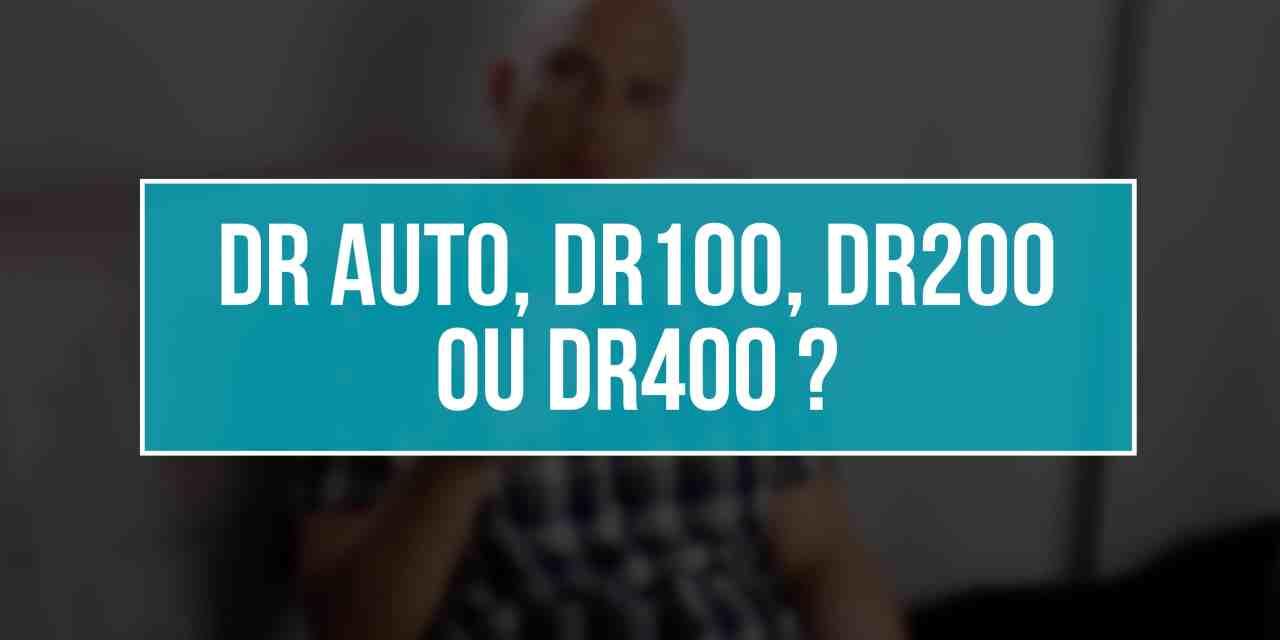 DR100, DR200 ou DR400 : que choisir sur votre Fujifilm X ?