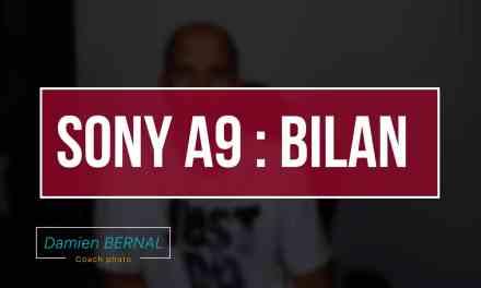 TEST Sony A9 : Le bilan