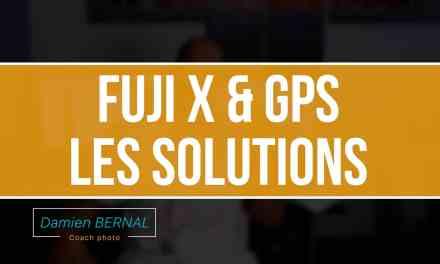 Fuji X & GPS : Géomarquage, GeoTagging