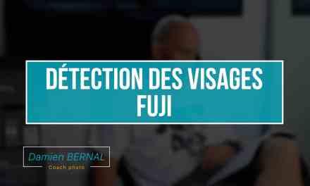 AF Détection des visages Fuji X