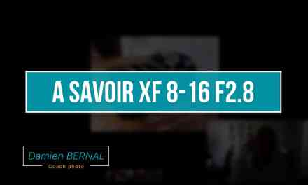 A savoir sur le Fujinon XF 8-16 f2.8 pour Fujifilm