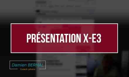 Annonce Fujifilm X-E3