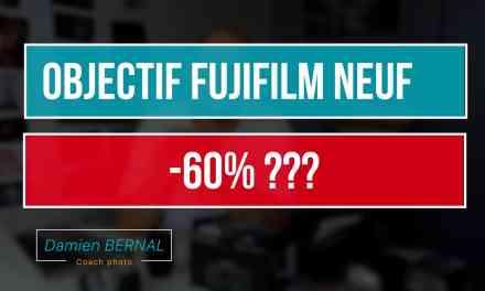 eGlobalCentral – Tout Fujifilm NEUF à -60% ?