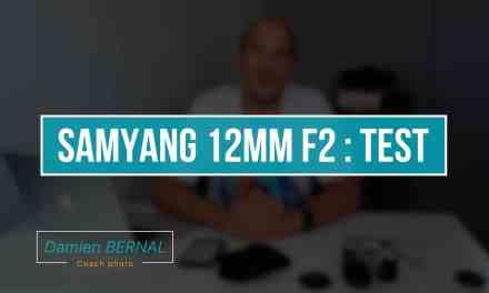 Test Samyang 12mm F2