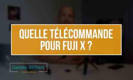 Telecommande pour Fujifilm X ?