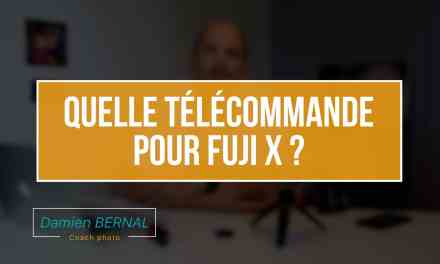 Telecommande pour Fujifilm X ? (X-T2, X-T20, X-T10, etc.)