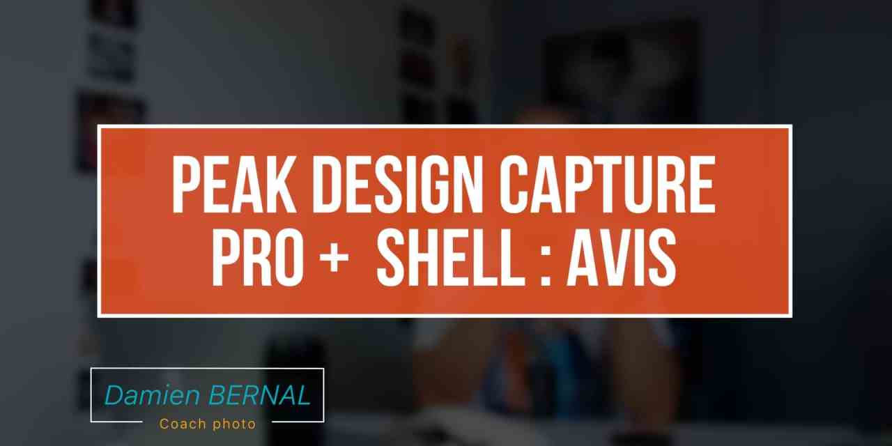 TEST Peak Design Capture PRO / Shell