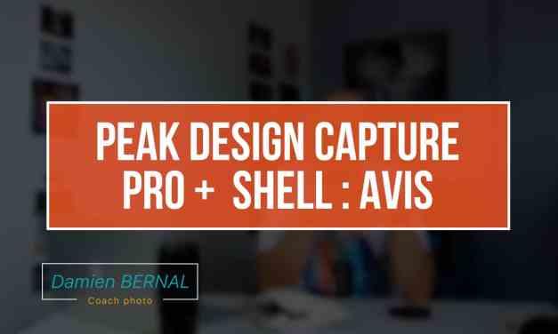 TEST Peak Design Capture PRO / Shell