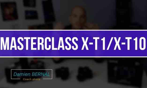 Masterclass X-T1 et X-T10 – Manuel d'utilisation ultime