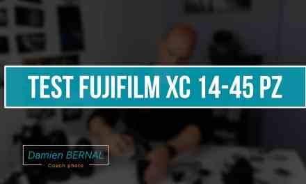 Test FUJIFILM XC 15-45 OIS PZ