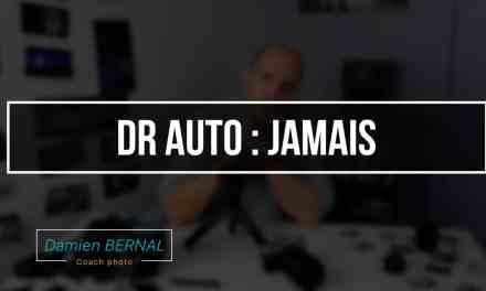 A VERIFIER – DR AUTO sur Fujifilm : JAMAIS
