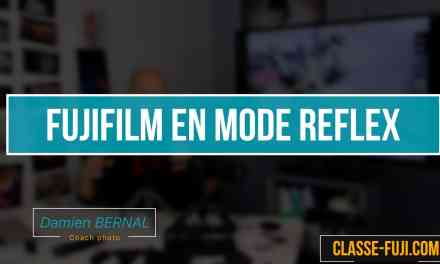 Fujifilm avec l'ergonomie Reflex (et adapté aux handicaps)