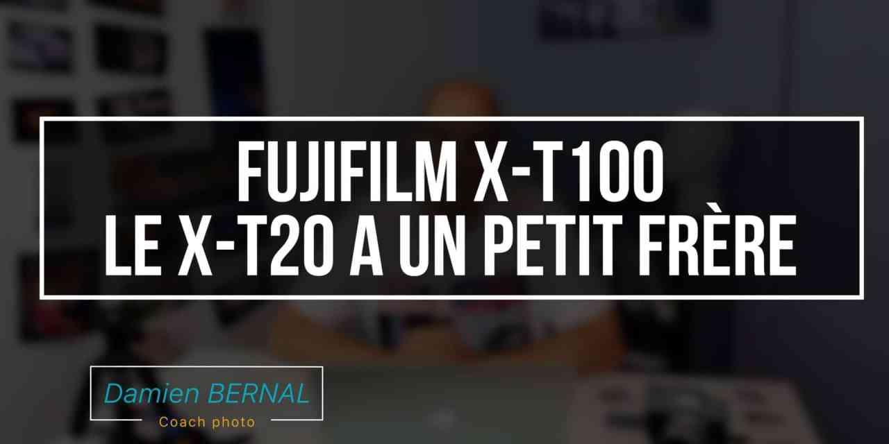 Fujifilm X-T100 : Un X-A5 avec un viseur dans un corps de X-T20