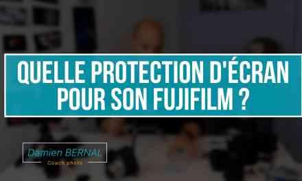 Quelle protection d'écran LCD pour son Fujifilm X ?