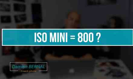 ISO MINI – Configuration ISO AUTO pour Fujifilm X