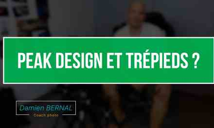 Peak design + Trépieds : Plateau universel ?