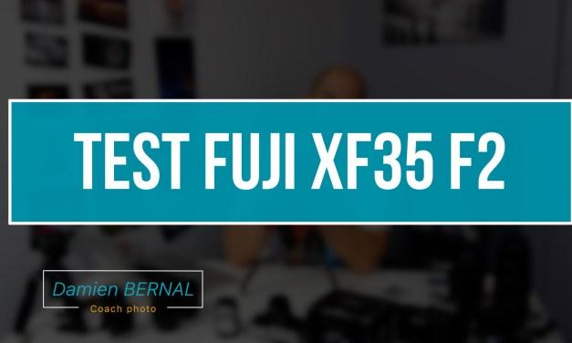 Test Fujinon XF 35 F2 : 50mm à prix doux