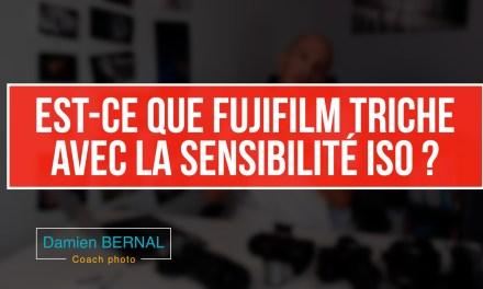 Est-ce que Fujifilm triche avec les ISO ? Sous-exposition…