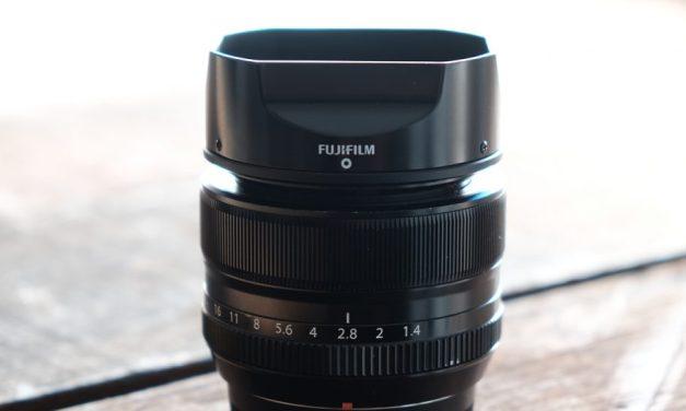 Test Fujinon XF 35 1.4