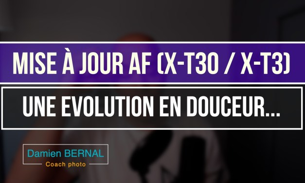 Test autofocus – Fujifilm X-T30 & X-T3 (Avril 19)